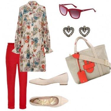 Outfit Comoda con i camicione