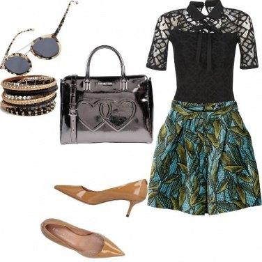 Outfit Bon Ton, Ufficio