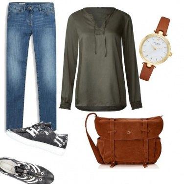 Outfit Urban Style: in ufficio di venerdì!