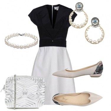 Outfit Bon Ton con spirito