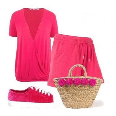 Outfit Fuxia is fashion