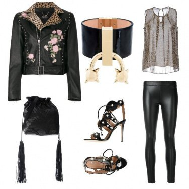 Outfit Rock #1572