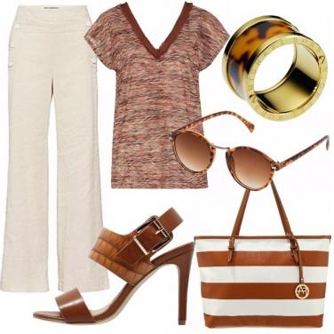 Outfit Semplicemente di classe
