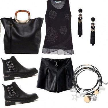 Outfit Only black