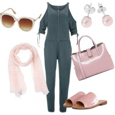 Outfit Comfy chic