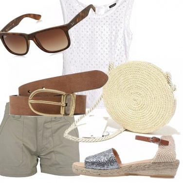 Outfit Esploratrice