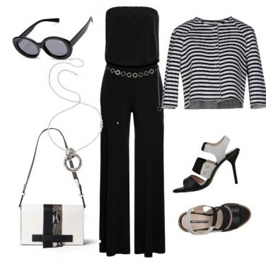 Outfit Jumpsuit for office
