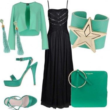 Outfit Accessori tutti verdi