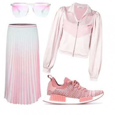 Outfit Sporty Girl