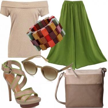 Outfit Pantalone batik