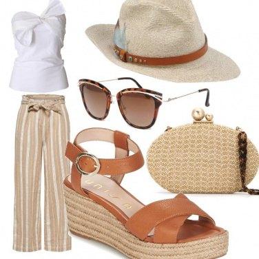 Outfit La semplicità paga