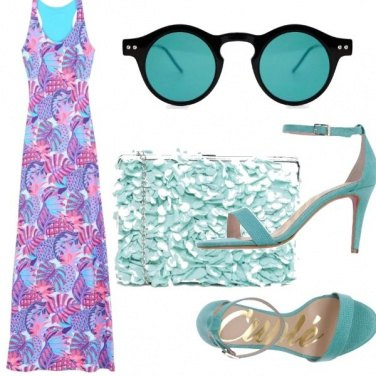 Outfit Etnico #1408