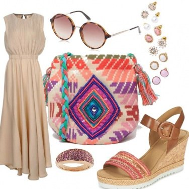 Outfit La borsa protagonista