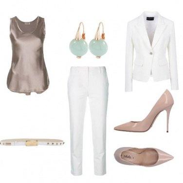 Outfit Laurea estiva