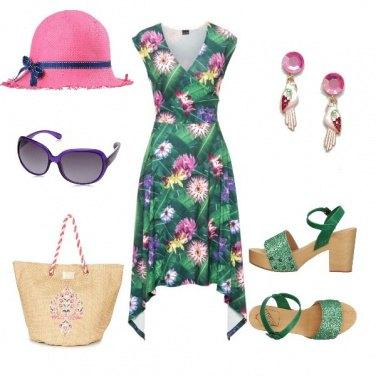 Outfit Passeggiata sotto il sole