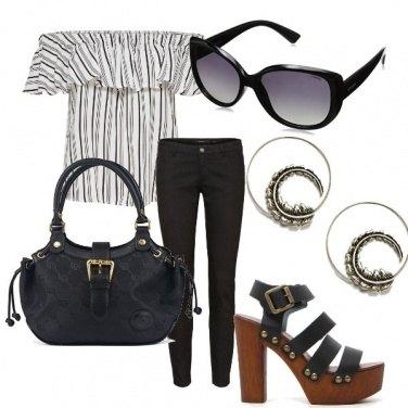 Outfit Ufficio style