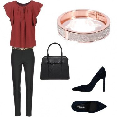 Outfit Trendy #10143