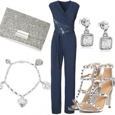 Outfit Cerimonia in jumpsuite