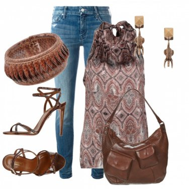 Outfit Etnico #1414