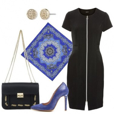 Outfit Squisitamente femminile