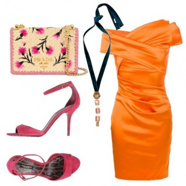 Outfit Perfetta per il cocktail