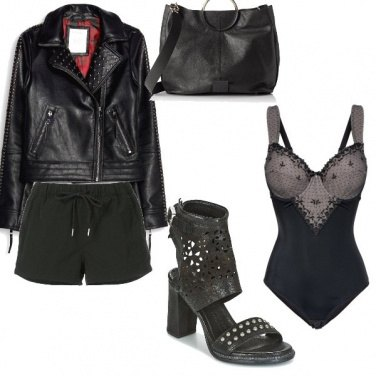 Outfit Rock #1587