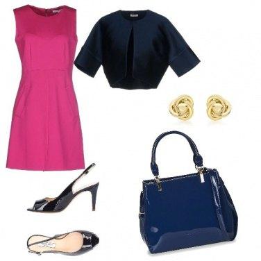 Outfit Elegante alla riunione