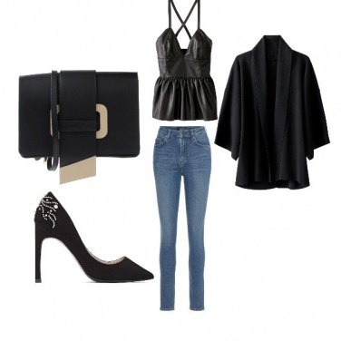 Outfit Trendy #10175