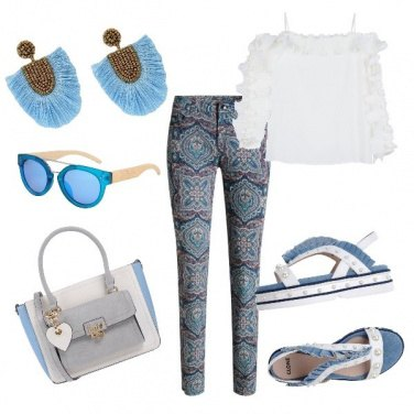Outfit Mediterraneo