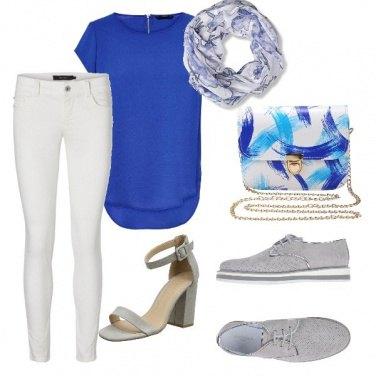 Outfit Cambio scarpe
