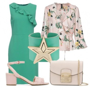 Outfit Non solo verde
