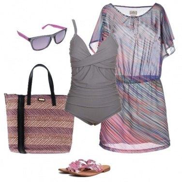 Outfit In spiaggia con le amiche