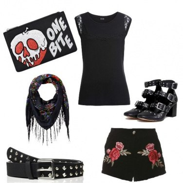 Outfit Rock #1592