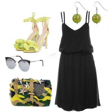 Outfit Forever black di giorno