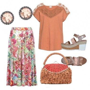 Outfit Pratica e glamour!