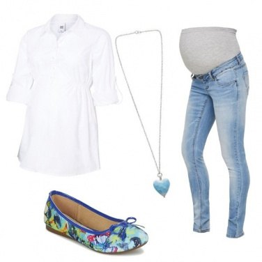 Outfit Free premaman