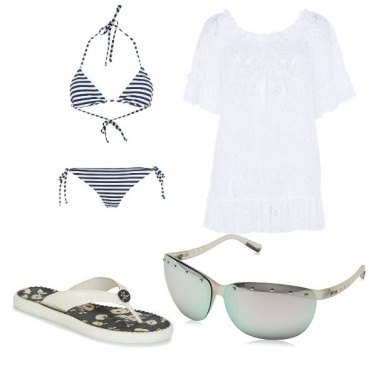 Outfit A tutto mare