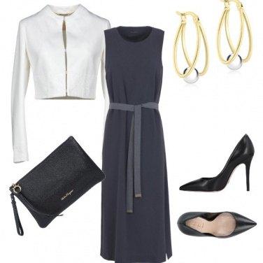 Outfit Romantica elegante