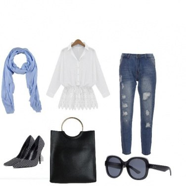Outfit Urban #3301