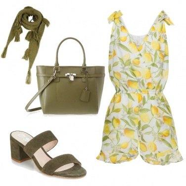 Outfit Fresca estate
