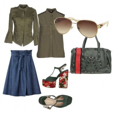 Outfit Trendy #10214