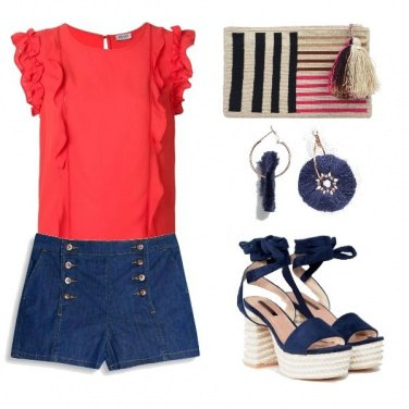 Outfit Trendy #10218