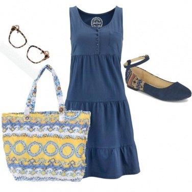 Outfit Mercatini al sabato