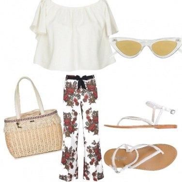 Outfit L estate è sbocciata