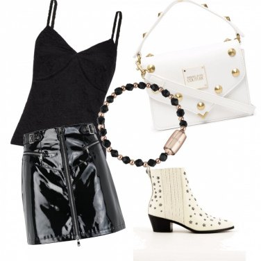 Outfit Easy rock