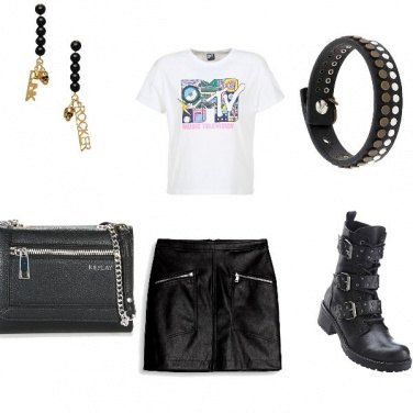 Outfit Sono rock
