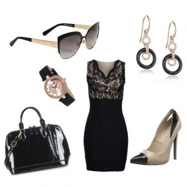Outfit Sexy #1393