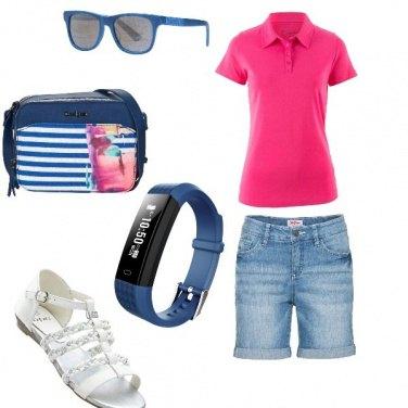 Outfit Andiamo al parco giochi!