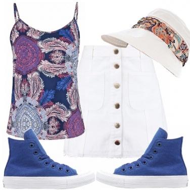 Outfit Look da passeggiata