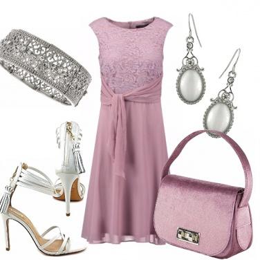 Outfit Splendido lilla !
